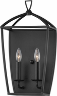 Hudson Valley 8302-AI Bryant Aged Iron Lighting Wall Sconce