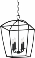 Hudson Valley 8317-AI Bryant Aged Iron Pendant Lighting Fixture