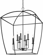 Hudson Valley 8334-AI Bryant Aged Iron 34 Entryway Light Fixture