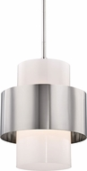 Hudson Valley 8615-PN Corinth Modern Polished Nickel Drop Lighting
