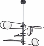 Hudson Valley 8726-OB Valeri Modern Old Bronze LED Hanging Light