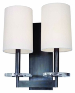 Hudson Valley 8802 Chelsea Transitional 11 Inch Wide 2 Lamp Wall Light Fixture