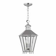 Hudson Valley 8813-PN Barstow Polished Nickel 13 Wide Entryway Light Fixture