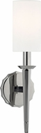 Hudson Valley 8881-PN Tioga Polished Nickel Wall Sconce