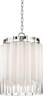 Hudson Valley 8915-PN Tyrell Modern Polished Nickel Foyer Lighting Fixture