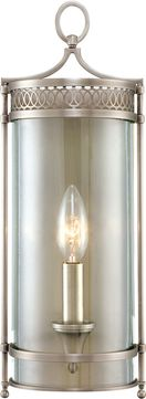 Hudson Valley 8991-AN Amelia Antique Nickel Wall Sconce Lighting