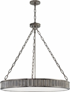 Hudson Valley 903-HN Middlebury Contemporary Historic Nickel Drop Ceiling Lighting
