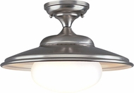 Hudson Valley 9106-SN Independence Contemporary Satin Nickel 16 Ceiling Light
