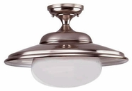 Hudson Valley 9109 Independence Semi Flush Ceiling Light
