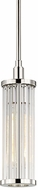 Hudson Valley 9120-PN Marley Contemporary Polished Nickel Mini Lighting Pendant
