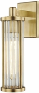 Hudson Valley 9121-AGB Marley Modern Aged Brass Wall Sconce Lighting