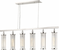 Hudson Valley 9146-PN Marley Contemporary Polished Nickel Kitchen Island Light Fixture