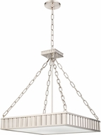 Hudson Valley 935-PN Middlebury Contemporary Polished Nickel Hanging Light