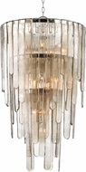 Hudson Valley 9425-PN Fenwater Contemporary Polished Nickel Drop Lighting