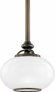 Hudson Valley 9809-OB Canton Old Bronze Mini Drop Ceiling Lighting