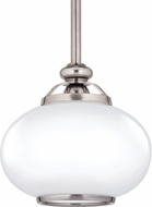 Hudson Valley 9809-ON Canton Old Nickel Mini Ceiling Light Pendant