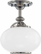 Hudson Valley 9809F-PN Canton Polished Nickel 9 Ceiling Lighting Fixture