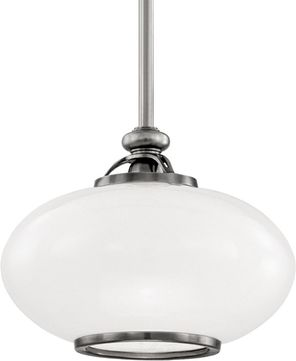 Hudson Valley 9812-ON Canton Old Nickel 12  Drop Lighting Fixture