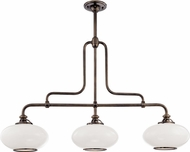 Hudson Valley 9813-OB Canton Old Bronze Kitchen Island Light Fixture