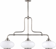 Hudson Valley 9813-ON Canton Old Nickel Island Lighting
