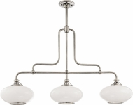 Hudson Valley 9813-PN Canton Polished Nickel Kitchen Island Lighting