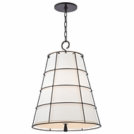 Hudson Valley 9820-OB Savona Old Bronze Finish 20  Wide Drop Ceiling Lighting