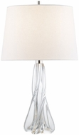 Hudson Valley L1027-PN Archer Polished Nickel Small Table Lamp