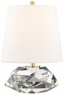 Hudson Valley L1035-AGB Henley Aged Brass Table Lighting