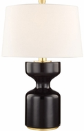 Hudson Valley L1039-EB Locust Grove Ebony Large Table Lighting