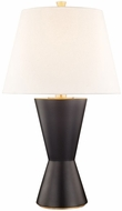 Hudson Valley L1042-MB Ashland Matte Black Large Table Lighting