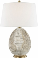 Hudson Valley L1046-TAB Keita Tabac Table Lighting