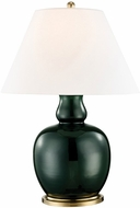 Hudson Valley L1048-IGRN Tang Imperial Green Table Lamp
