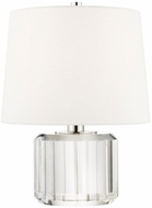 Hudson Valley L1054-PN Hague Polished Nickel Small Table Lighting