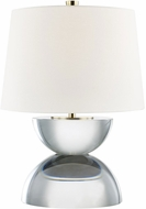 Hudson Valley L1060-AGB Caton Modern Aged Brass Table Light