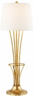 Hudson Valley L1061-GL Hurley Contemporary Gold Leaf Table Lighting