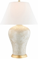 Hudson Valley L1065-ANT Plutarch Antique Relief Lighting Table Lamp