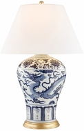 Hudson Valley L1065-DG Plutarch Dragon Table Top Lamp