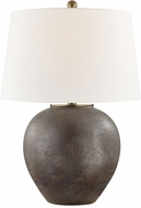 Hudson Valley L1069-BS Freeman Burnt Sienna Side Table Lamp