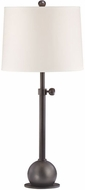 Hudson Valley L114-OB-WS Marshall Contemporary Old Bronze Table Lamp