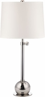 Hudson Valley L114-PN-WS Marshall Contemporary Polished Nickel Table Light