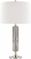 Hudson Valley L1187-PN Tompkins Contemporary Polished Nickel Table Lighting