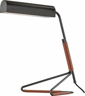 Hudson Valley L1257-OB Vance Contemporary Old Bronze Side Table Lamp