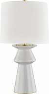 Hudson Valley L1419-GRY Amagansett Gray Table Lighting