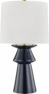 Hudson Valley L1419-MN Amagansett Midnight Table Lamp Lighting