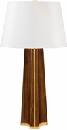 Hudson Valley L1440-AGB Woodmere Aged Brass Table Lamp Lighting