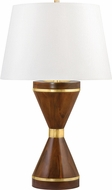 Hudson Valley L1463-AGB Selden Aged Brass Table Lighting