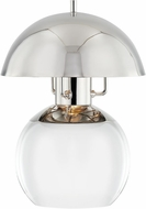 Hudson Valley L1510-PN Bayside Contemporary Polished Nickel LED Accent Lighting Table Lamp