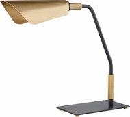 Hudson Valley L3730-AOB Bowery Contemporary Aged Old Bronze Craft Lamp