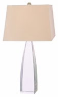 Hudson Valley L486PN Delano French Wired 30 Inch Tall Large Nickel Table Light With Full Range Dimmer