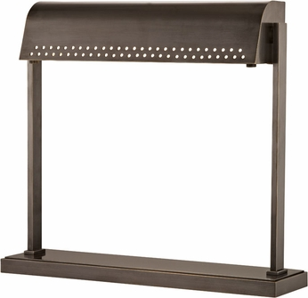 Hudson Valley L811-DB Garfield Modern Distressed Bronze LED Task Lighting